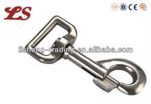 Swivel Loop Snap Zinc diecast,Nickel plated