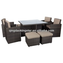 wholesale cheap poly rattan furniture