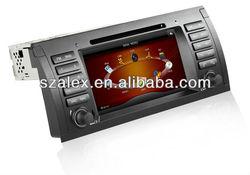car radio 2 din for bmw x5 e53 e39 /bt/tv /bluetooth