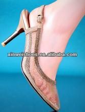 slingback spitze damen schuhe sexy sandalen für frauen