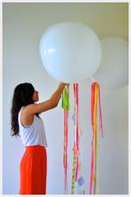 Free Sample 35 gram 36 inch balloons advertising big balloon