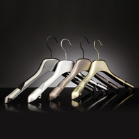 High quality non-slip plastic coat hanger clothing brand