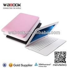 10.1 inch wm8880 1G 4GB mini laptop with 1024*600 LCD DISPLAY