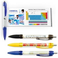 Professional Advertising Your Info Promotional Pull Out Banner Pen