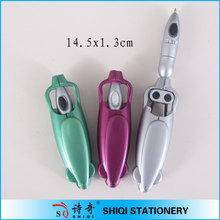 Fancy popular plastic robotic pens for promotion