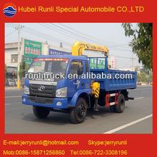 Precio directo de fábrica forland de la grúa camión