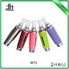 Colorful bottom coil e cigarette atomizer MT3 atomizer wholesale e cigarette distributors