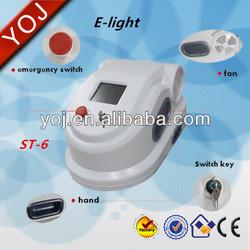 Fast selling Skin Rejuvenation care E-light IPL RF other beauty salon equipment