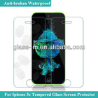 Glass cover for iphone 5 toughened glass super protection 9h paypal accepted