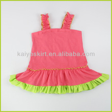 2014 summer new design wholesale 0 3 month baby dresses