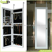 wall mount wall mirror antiqued with storage from shenzhen