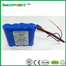 On sales li-ion battery 3.7v 10ah