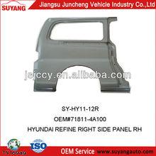 Car Side Body Panel Hyundai Starex(Refine) 71811-4A100