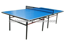 fold and movable pingpong table