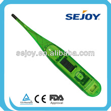 Thermometer family use