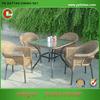 round wicker lounge chair
