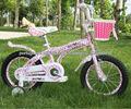 2014 mejor venta de bicicleta de los niños pegatinas de flores de las niñas bicicletas calcomanías