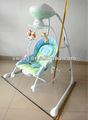 Bébé électrique swing / hamac / bassinet infantile de la chine fabrique / suspendus bébé berceau balançoire