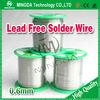 MINGDA MD-P016 0.6/0.8/1.0/mm lead free solder wire,Solder Wire Lead Free,Lead Free Tin Alloy