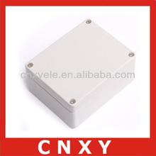 New IP67 box plastik ABS cnxy plastic junction box weatherproof enclosure