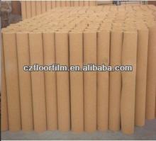 naturale foglio di sughero per bambù laminat pavimento in legno massiccio