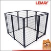 5' x 5' x 4' welded wire mesh metal dog cages and kennels