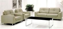 2014 Hot Sale Popular Modern Lobby Sofa Design Modern Leather Office Sofa HZ-8013