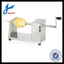 H001 Stainless Steel potato spiral cutter machine
