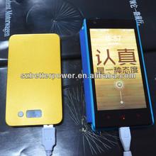BTP-036 5000mah portable power bank rechargable