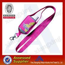 Fashion mobile phone lanyard /lanyard for mobile phones /mobile phone holder lanyard bulk buy from china