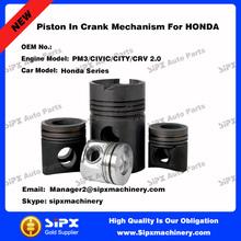 Piston In Crank Mechanism for HONDA Series
