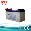 For solar street light OEM ODM Sealed AGM VRLA gel battery 12v 120ah