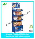Sample 4 Tiers Cardboard Display Box/Cardboard Display Panel