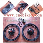 electric wheel chair power motor wheel chair conversion kit