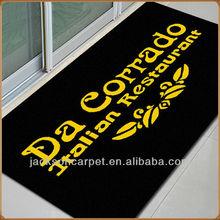 anti slip brand printed mat