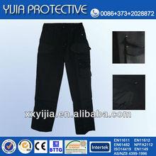 cotton fire retardant / fire resistent trousers meets EN11612
