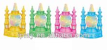 lamp wedding gifts,colorful flash light Arabesque gifts,Aladdin lamp