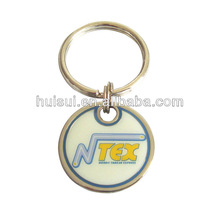 high quality custom made keychain with design logo name engraved