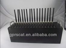 3G USB 16 port modem pool module Qualcomm mw100 support Open AT command