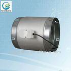 Air conditioner damper regulator
