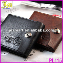 From Guangzhou PU Men Wallets New Design Cheap Mens Leather Wallet With Coin Bag Wholesale