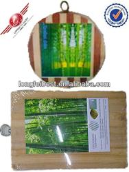 Eco-friendly bamboo chopping board/block/ cutting board
