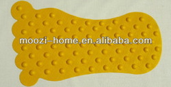baby feet bath mat