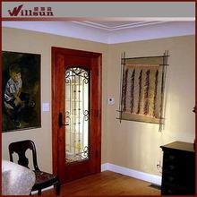china manufacturer interior wrought iron doors
