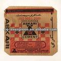 La venta caliente!!! Fabricante chino de polipropileno kg 50 pp tejido de la válvula de la bolsa de cemento