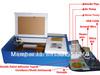 Cufflink Laser Engraving Machine