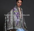 Hajab scaf / turco moda impreso venta al por mayor Hajab bufandas