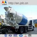de mezcla de hormigón de camiones