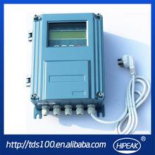 Dalian Hipeak inline flowmeter,inline flow meter/4-20mA and rs485 heat water meter(TDS-100F)