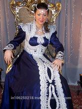 egyptian islamic clothing/kaftan abaya islamic clothing k1727